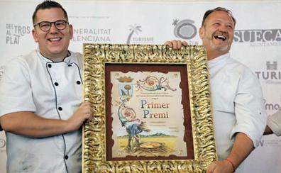 El restaurante Bon Aire de El Palmar triunfa en el concurso de paella de Sueca