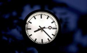 La hora cambiará por última vez el 27 de octubre de 2019