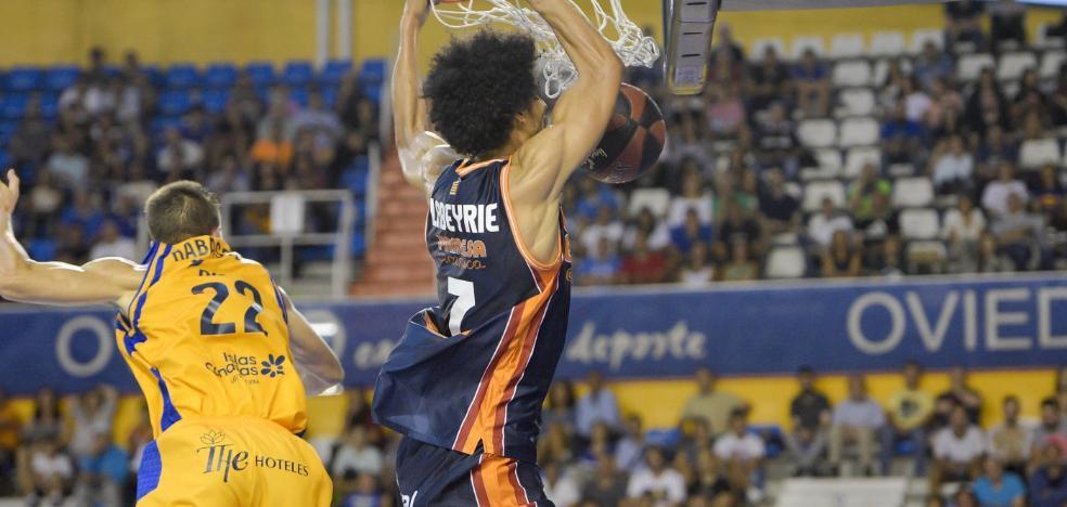 Victoria por partida doble del Valencia Basket