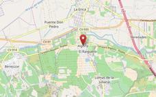 Fallece un ciclista en un accidente con un turismo en la CV-935 en Algorfa