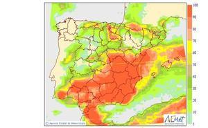 Las tormentas vuelven a Valencia: consulta cuándo lloverá