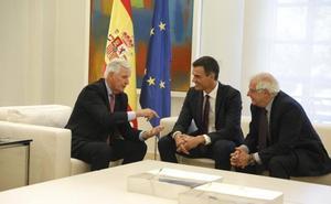 Borrell: «Utilizaremos el Brexit para lograr cosas positivas en la zona de Gibraltar»