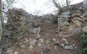 Los restos de una ermita desconocida