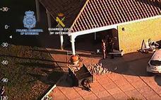 Desmantelan en Algemesí un grupo que introducía hachís en España desde Marruecos