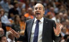 Vidorreta carga contra los servicios médicos del Valencia Basket