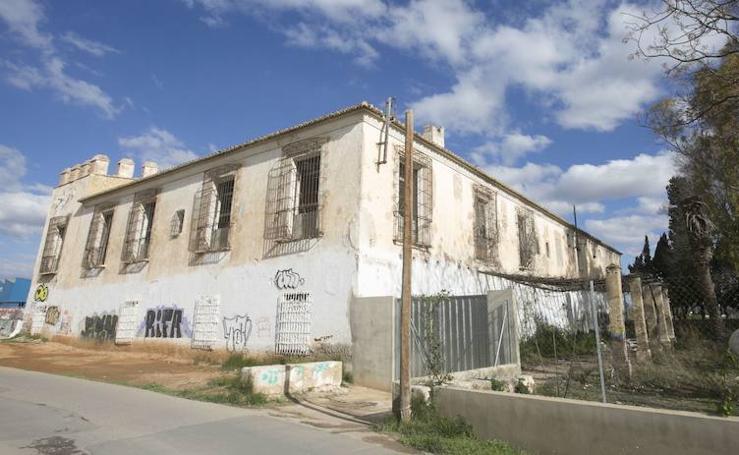 El patrimonio amenazado de Valencia