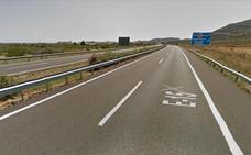Un conductor muere al chocar con otro vehículo en la autopista AP-7 en Oropesa