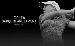 El deporte español, consternado por el asesinato de Celia Barquín