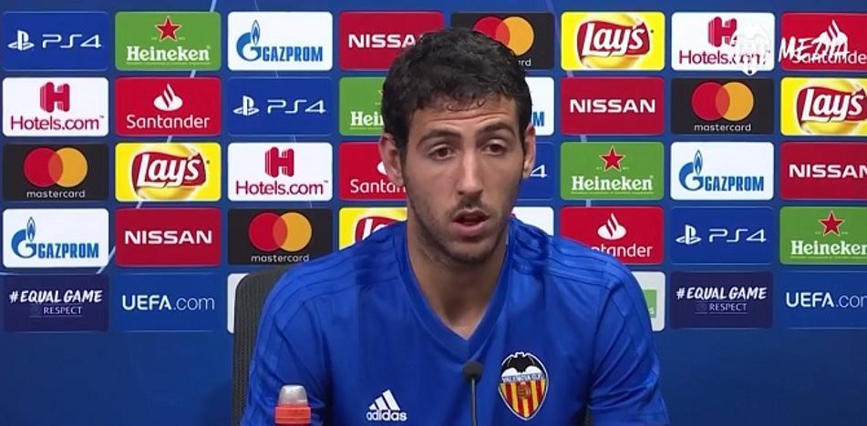 Parejo: «La Juve tiene un equipazo»