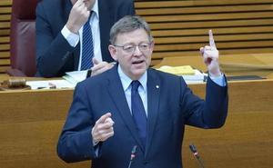 El PP llama a Ximo Puig a la comisión de investigación del Senado por la financiación de partidos