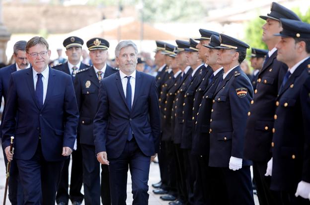 Interior vuelve a comprometerse con la reforma del cuartel de Zapadores de Valencia