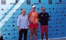 Redondo, en la fase final del Mutua Madrid Open