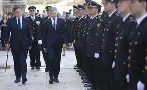 Marlaska también promete la reforma de Zapadores pendiente desde 1996