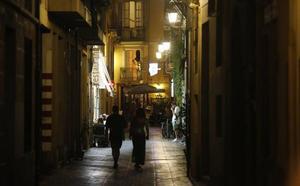El Ayuntamiento de Valencia anuncia mejoras en el alumbrado pero olvida Ciutat Vella