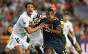 El Valencia se olvida de competir