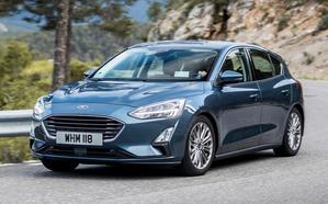 Ford espera que el nuevo Focus sea el coche más vendido de Europa en 2019