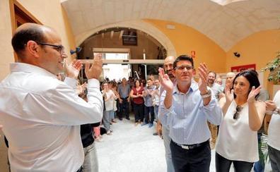 El PSPV se inclina por que el imputado Rodríguez sea candidato en Ontinyent