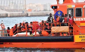 La llegada a España de migrantes en patera casi se triplica en lo que va de año