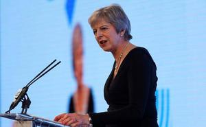 May defiende que su plan de 'brexit' beneficia a la UE y descarta otro referéndum