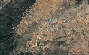 El hombre que se perdió cogiendo setas en Castellón encuentra a quienes le buscaban guiándose por luces de emergencias