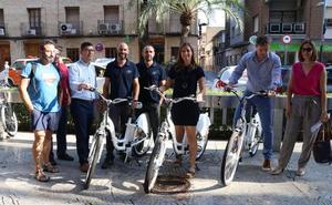 Torrent adquiere tres bicicletas eléctricas para los funcionarios