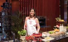 Dafne Fernández, embarazada de cinco meses en 'MasterChef Celebrity 3'