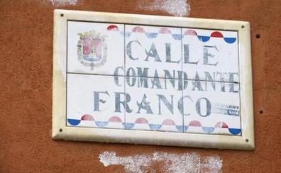 Alicante cambia el nombre a 6 calles franquistas