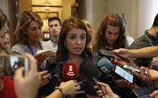 La Comisión de Justicia del Congreso admite la enmienda del PSOE para anular el veto del Senado al techo de gasto