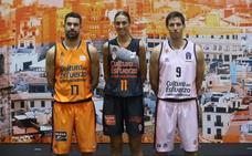 El Valencia Basket introduce el rosa en su tercera equipación