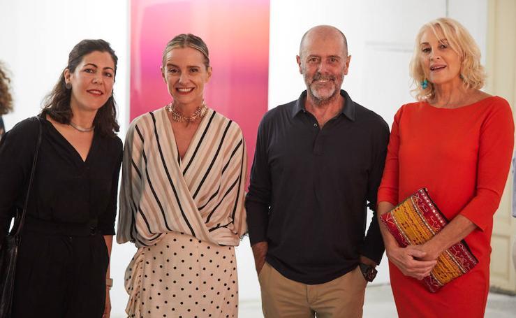 El mundo del arte y el diseño arropa a Alejandra Gandía Blasco