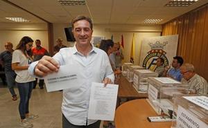 Gomar presidirá el fútbol valenciano