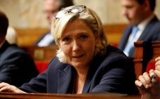 Un tribunal ordena un examen psiquiátrico a Marine Le Pen por publicar fotos del Dáesh