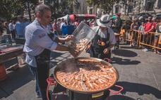 Valencia celebra a lo grande el primer World Paella Day