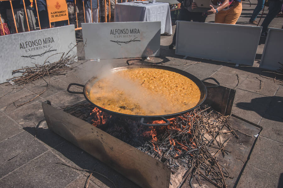 Fotos de la World Paella Day 2018 en Valencia