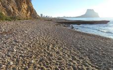 Calp fija de forma definitiva la playa de perros en Les Urques