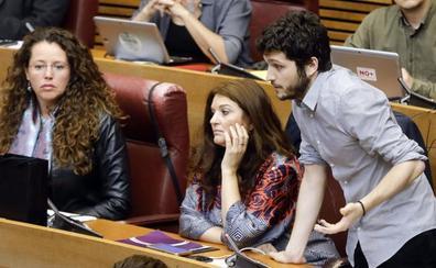 Nueva bronca entre PSPV y Podemos por la ley para vaciar las diputaciones