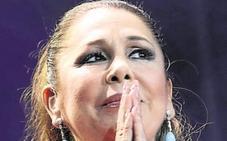 Isabel Pantoja reaparece hoy en Valencia