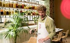 Iván Massagué, el nervio en las cocinas de 'MasterChef Celebrity 3'