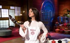 Paula Prendes, actriz todoterreno en 'MasterChef Celebrity 3'