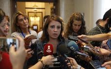 El PSOE acepta que la supresión del aforamiento incluya delitos de corrupción