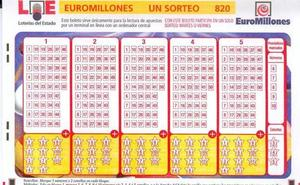 El Millón del Euromillones del viernes 21 de septiembre cae en Valencia