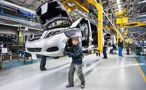 La industria aumenta su facturación y los pedidos a tasas del 9,3% y del 5,6%