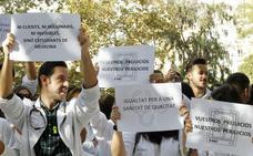 La exclusión de las universidades privadas de las prácticas sanitarias llega al Constitucional