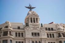 Las torres que adornan los edificios de Valencia