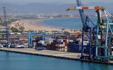 La mejora de la exportación valenciana en julio enmascara el perjuicio del 'Brexit'