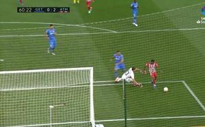 Las mejores jugadas del Getafe 0-2 Atlético de Madrid