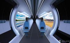 Hyperloop da un paso más para poner en marcha sus trenes a 1000 km/h