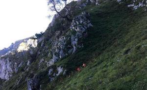 Muere un hombre tras caer unos 250 metros por una canal mientras hacía la ruta 'Pasada del Picayo'