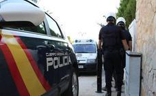 La Policía esclarece el misterio del asalto violento a una vivienda en Dénia
