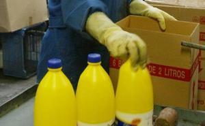 Los peligros de limpiar con lejía y amoniaco